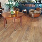 Rustic Oak Floor by Alresford Interiors