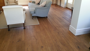 Wood Floors by Alresford Interiors