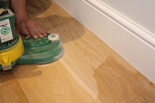 Alresford Interiors Floor Sanding