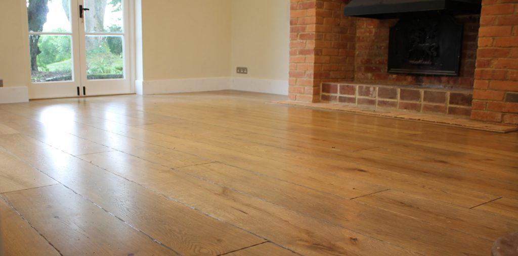 Alresford Interiors New Wood Flooring