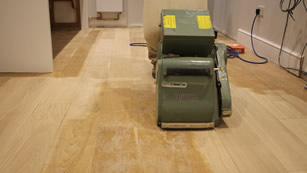Floor Sanding by Winchester Wood Floors